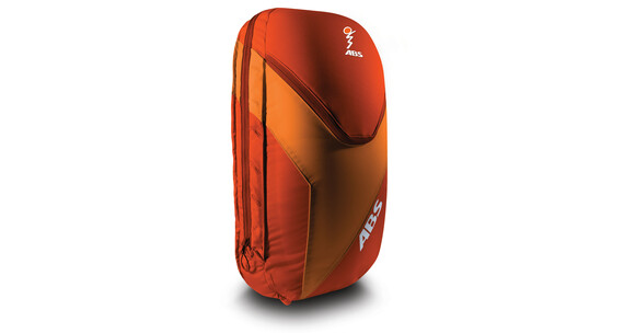 ABS Vario Zip-On 18 Backpack red orange